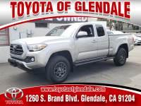 Used 2018 Toyota Tacoma SR5 For Sale | Glendale CA | Serving Los Angeles | 5TFRZ5CN8JX066984