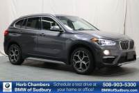 Pre-Owned 2016 BMW X1 xDrive28i AWD SUV in Sudbury, MA