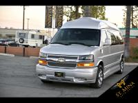 2013 Chevrolet Express G2500 Extended 3LT RV Upfitter