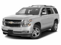 Certified 2017 Chevrolet Tahoe LT SUV