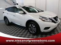 Pre-Owned 2015 Nissan Murano S SUV in Greensboro NC