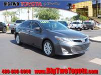 Certified Pre Owned 2015 Toyota Avalon PRM for Sale in Chandler and Phoenix Metro Area