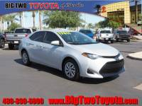 Certified Pre Owned 2019 Toyota Corolla LE for Sale in Chandler and Phoenix Metro Area