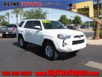 Certified Pre Owned 2017 Toyota 4Runner SR5 for Sale in Chandler and Phoenix Metro Area