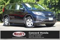 2016 Honda CR-V LX FWD in Concord
