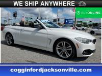 2015 BMW 4 Series 428i Convertible Intercooled Turbo Premium Unleaded I-4 122