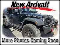 2012 Jeep Wrangler Unlimited Rubicon SUV Gas V6 220