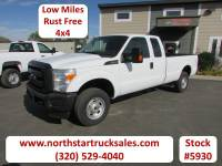 Used 2015 Ford F-250 4x4 Ext-Cab Long Box Pickup Truck