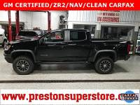 Certified Used 2017 Chevrolet Colorado ZR2 Truck in Burton, OH