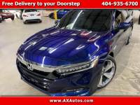 2018 Honda Accord Touring 2.0T 10A