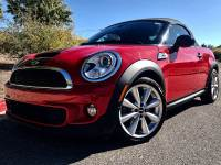 2013 MINI Cooper Roadster 2dr S Turbo Convertible