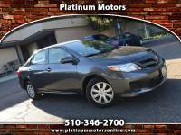 2012 Toyota Corolla ~ L@@K ~ Gas Saver ~ Low Miles ~ We Finance ~ Call