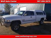 2000 Dodge Ram 2500 Club Cab 8-ft. Bed 4WD