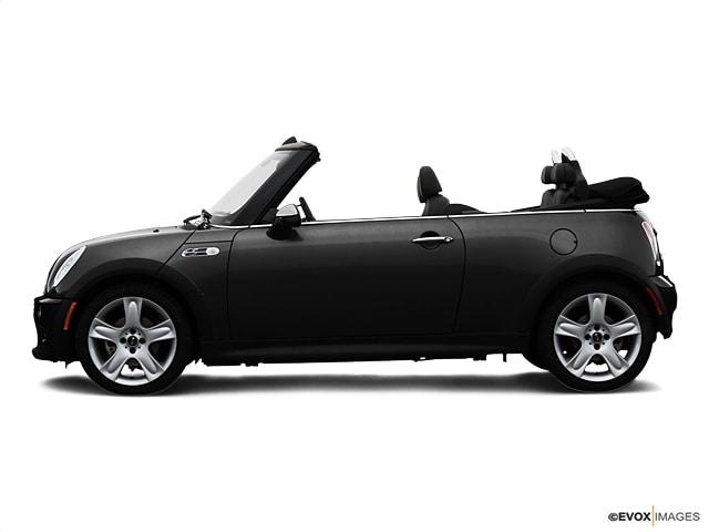 Photo 2007 MINI Cooper Convertible S Coupe