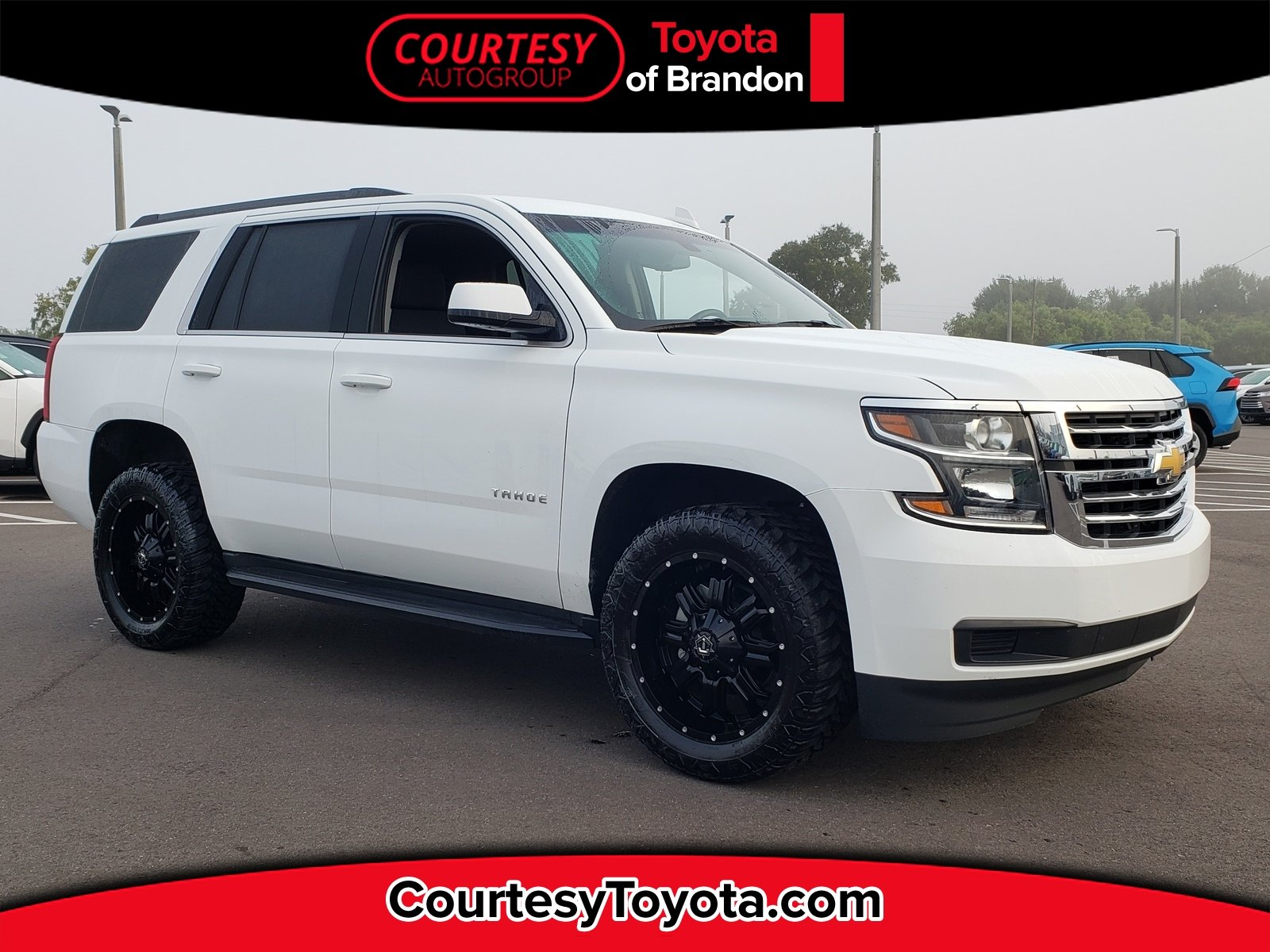 Photo Pre-Owned 2019 Chevrolet Tahoe LS SUV in Jacksonville FL