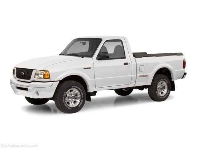 Photo Used 2003 Ford Ranger Truck Regular Cab 2WD in Houston, TX