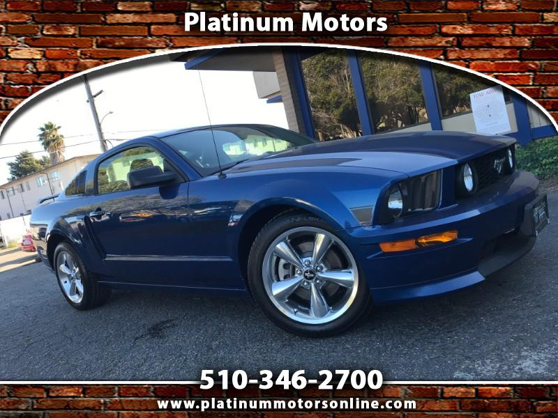 Photo 2007 Ford Mustang GT  LK  CA Special  Like New  We Finance  C