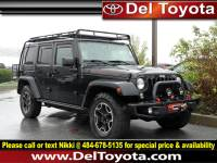 Used 2015 Jeep Wrangler Unlimited Rubicon Hard Rock For Sale in Thorndale, PA | Near West Chester, Malvern, Coatesville, & Downingtown, PA | VIN: 1C4BJWFG7FL617495