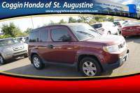 Pre-Owned 2011 Honda Element EX SUV in St Augustine FL