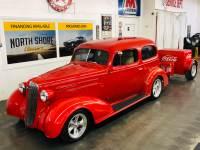 1936 Chevrolet Hot Rod / Street Rod - 2 DOOR SEDAN - VERY RELIABLE - CUSTOM COCA-COLA TRAILER -