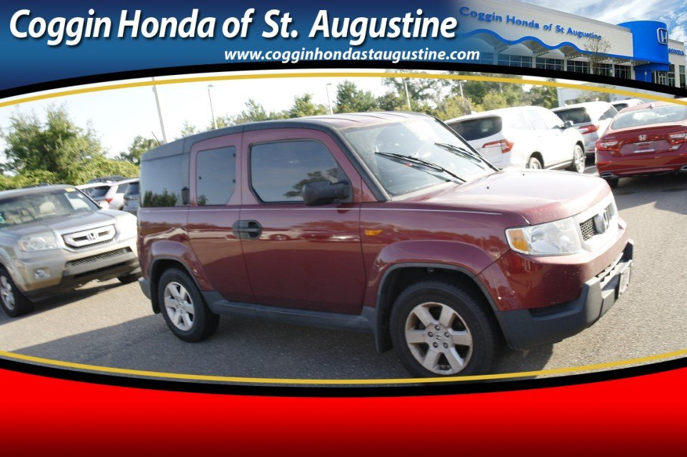 Photo Pre-Owned 2011 Honda Element EX SUV in St Augustine FL