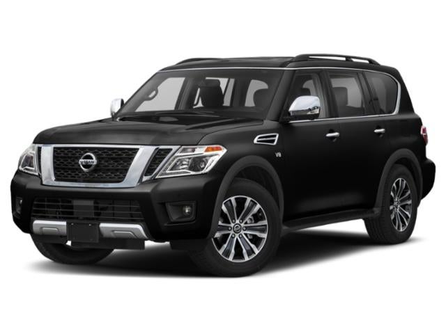 Photo 2019 Nissan Armada SL - Nissan dealer in Amarillo TX  Used Nissan dealership serving Dumas Lubbock Plainview Pampa TX
