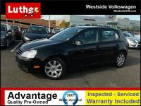 2008 Volkswagen Rabbit S Hatchback