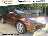 Used 2010 Acura ZDX For Sale at Duval Acura | VIN: 2HNYB1H45AH501287