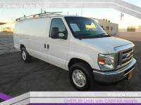 2009 Ford Extended Cargo E-250 Super Duty
