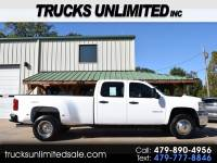 2014 Chevrolet Silverado 3500HD Crew Cab Dually Bed 4WD