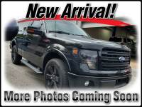 Certified 2014 Ford F-150 FX2 Truck Regular Cab Twin Turbo Regular Unleaded V-6 213 in Jacksonville FL