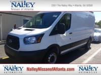 Pre-Owned 2018 Ford Transit-250 Base w/Sliding Pass-Side Cargo Door Van in Atlanta GA