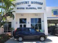 2004 Honda CR-V EX 5 Speed Manual Transmission 4x4 AWD Sunroof CD Changer