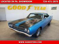 1969 Plymouth Road Runner J Code Hemi