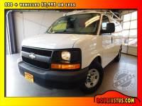 Used 2012 Chevrolet Express Cargo Van