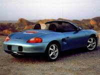 Pre-Owned 1999 Porsche Boxster Base in Urbandale