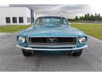 1968 Ford Mustang Fastbac