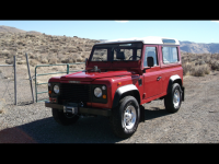 1988 Land Rover Defender 90 2dr Station Wagon Hard-Top