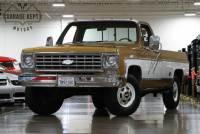 1976 Chevrolet Cheyenne Camper Special