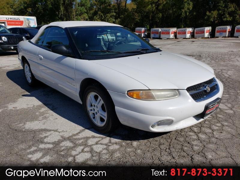 Photo 1997 Chrysler Sebring JXi