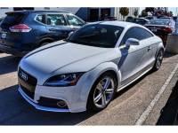 2014 Audi TT 2.0T (S tronic) Coupe