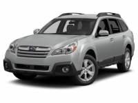 Pre-Owned 2014 Subaru Outback 4dr Wgn H4 Auto 2.5i Premium Sport Utility in Utica, NY