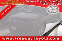 2019 Jeep Cherokee Latitude 4x4 SUV 4x4 - Used Car Dealer Serving Fresno, Tulare, Selma, & Visalia CA