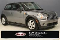 Pre-Owned 2010 MINI Cooper Hardtop 2 Door