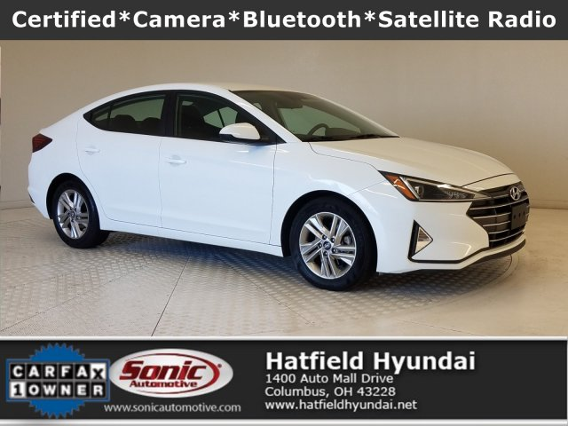 Photo 2019 Hyundai Elantra SEL Sedan in Columbus