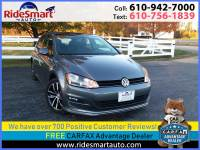 2015 Volkswagen Golf 1.8T 4-Door SE Auto - Sunroof-Fender Premium Sound