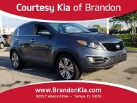 Pre-Owned 2014 Kia Sportage EX SUV in Jacksonville FL