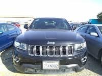 Pre-Owned 2016 Jeep Grand Cherokee Laredo SUV in Dublin, CA