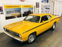 1971 Plymouth Duster - TRIBUTE- 340 ENGINE - 4 SPEED MANUAL - SUPER CLEAN BODY -
