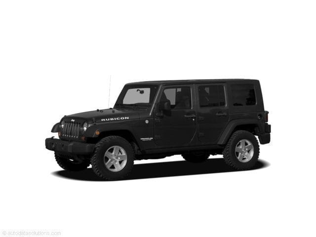Photo Pre-Owned 2010 Jeep Wrangler Unlimited Unlimited Sahara SUV